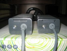 Xbox 360 Power Bricks - 2006 vs Jasper