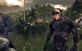 Crysis Warhead - He's the protagonist