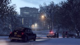 Mafia II - I had to show a bit of restraint on these slippery roads
