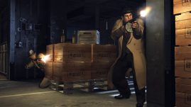 Mafia II - Joe & Vito doing their thing