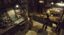 Mafia II - One of the handful of shops available