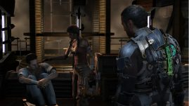 Dead Space 2 - These folks here are alright, not that interesting or mysterious though