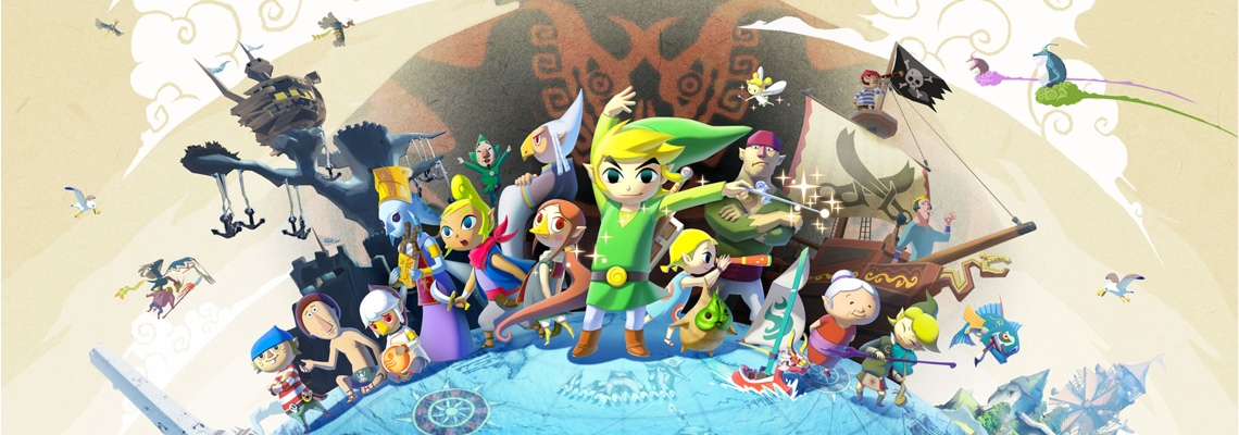LTTP: The Legend of Zelda: Wind Waker HD