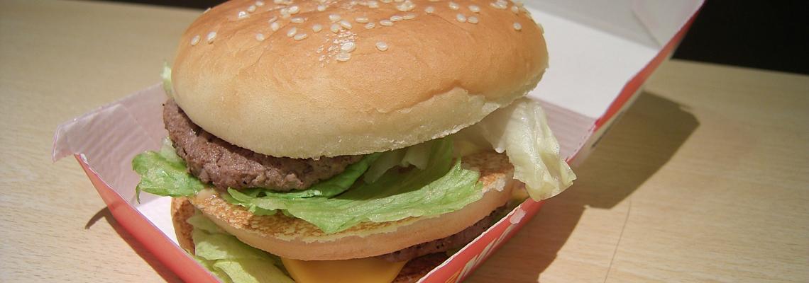 Don't Forget The Big Macs