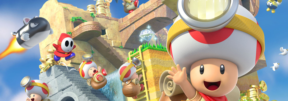 LTTP: Captain Toad: Treasure Tracker