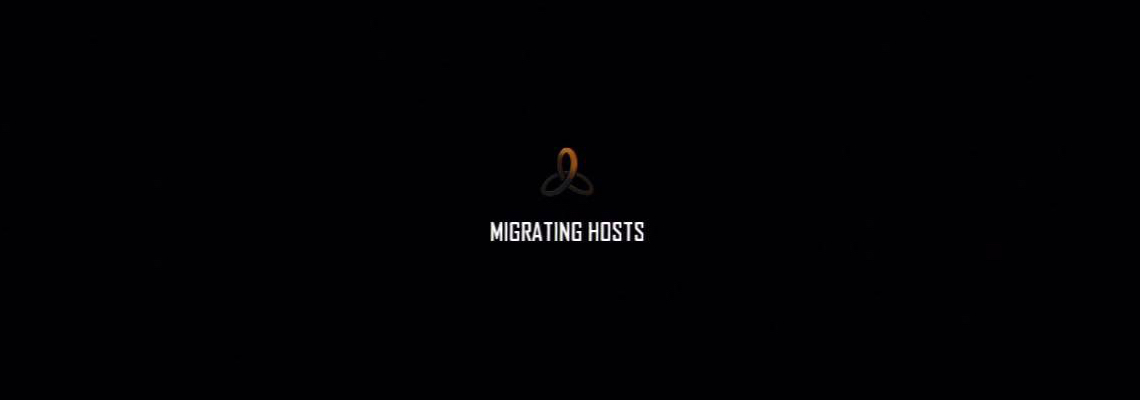 Checkpoint: Host Migration Edition