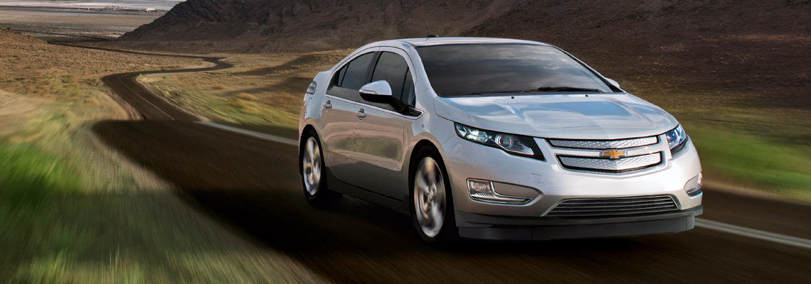 Checkpoint: Chevy Volt 2015 Edition