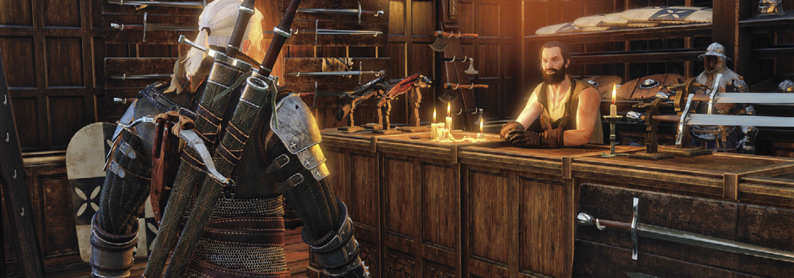 Checkpoint: A Better Witcher Edition