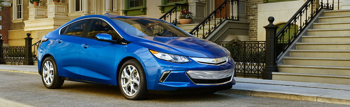 Checkpoint: Chevy Volt 2016 Edition