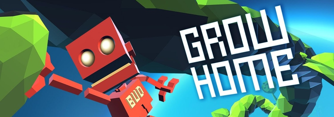 LTTP: Grow Home (PS4)