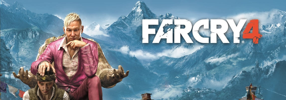 LTTP: Far Cry 4 (PS4)