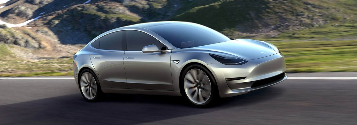 Checkpoint: Tesla Model 3 Edition