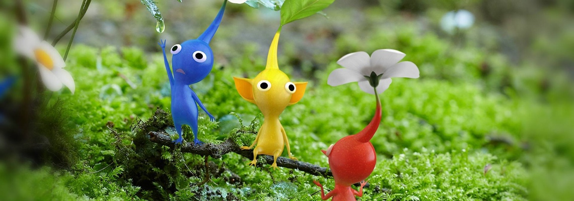 Checkpoint: Pikmin 3 Edition