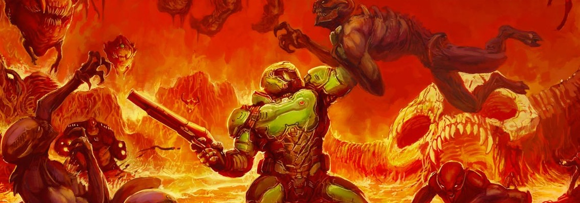 Doom PS4 Review