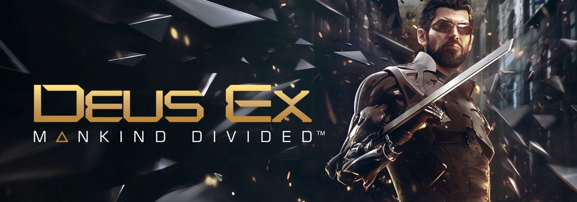 Deus Ex: Mankind Divided PS4 Review