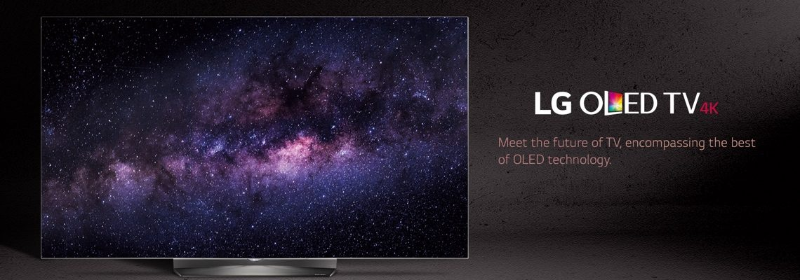 Checkpoint: LG OLED55B6P Edition