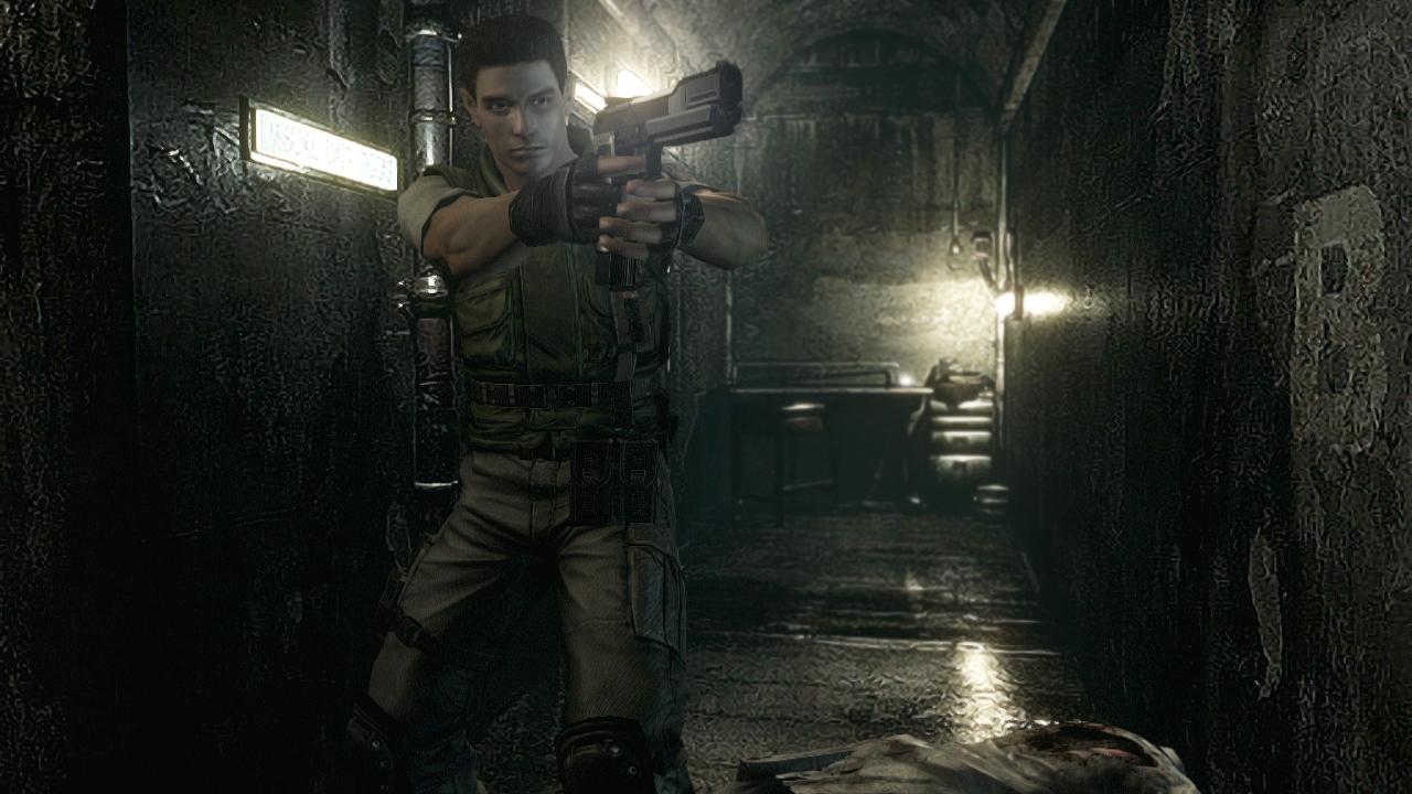 Resident Evil HD Remaster - 00