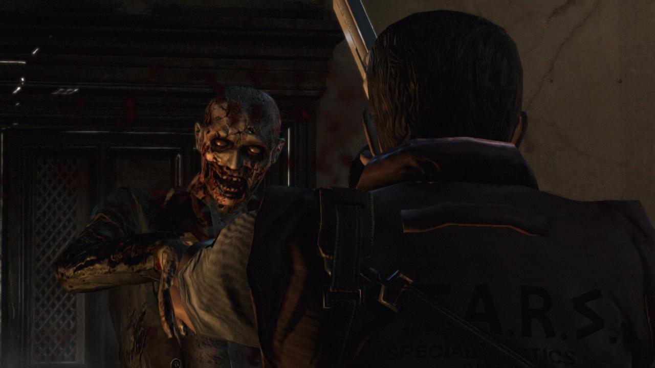 Resident Evil HD Remaster - 01