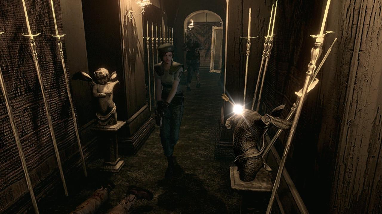 Resident Evil HD Remaster - 04