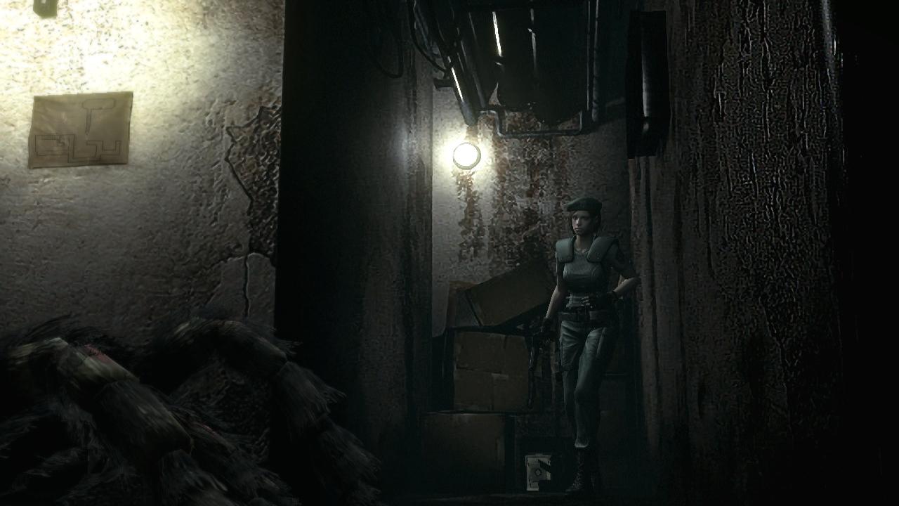 Resident Evil HD Remaster - 06