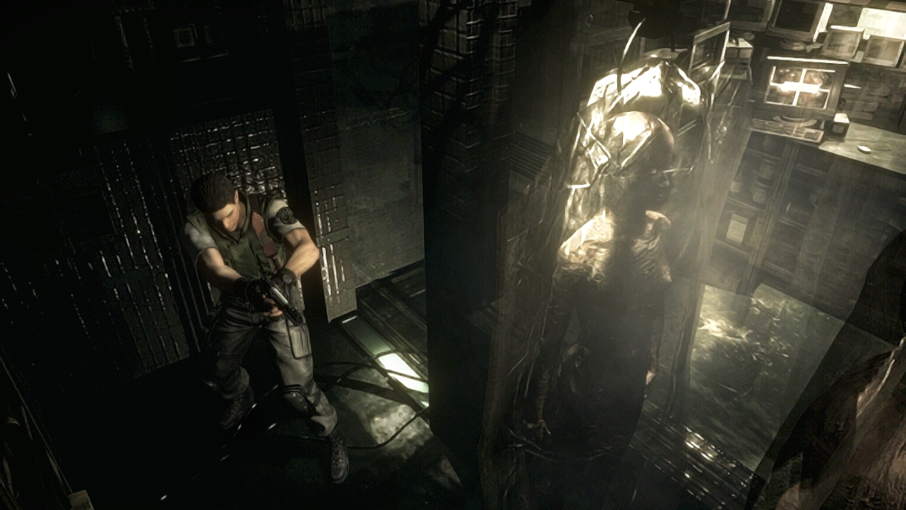 Resident Evil HD Remaster - 07