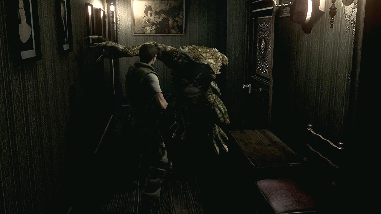 Resident Evil HD Remaster - 08